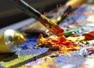 Este 13-Ene Día del Artista Nacional