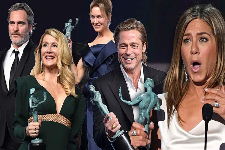 La lista de ganadores de los SAG Awards 2020