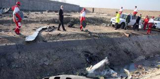 """""""Por error humano"""", reconoció Irán de haber derribado avión de Ucrania"""