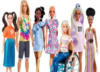 Barbie lanza nueva colección de muñecas con vitiligo y sin pelo