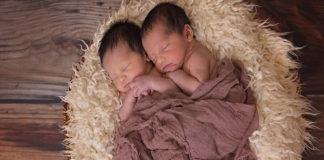 Son gemelos pero no nacieron en el día, mes y año (+Detalles)