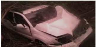 Bebé de tres meses muerta y 4 adultos heridos en accidente en la Colonia Tovar