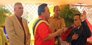 Ratificado Roger Molina como presidente de Concezamora