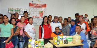 Alimca ha distribuido más de 500 toneladas de alimentos