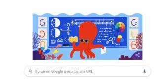 Google dedica su doodle al Día del Maestro venezolano