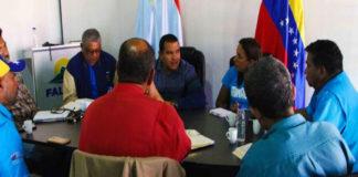 Gobierno sigue abocado en solución de evento eléctrico que afectó a Paraguaná