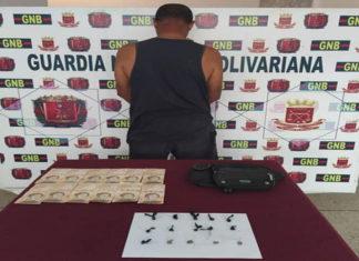 Mérida: Atrapan a microtraficante de marihuana en Simón Bolívar