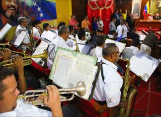 Banda Juan Crisóstomo Falcón declarada patrimonio cultural del estado