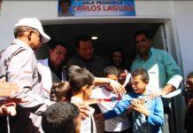 Inauguran sala pediátrica en el municipio Petit