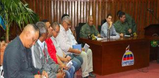 Estado Mayor de servicios públicos y cuadrantes de paz se instalaron en Falcón