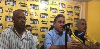 Graterol: Trabajamos para darle a los venezolanos un CNE transparente y autónomo