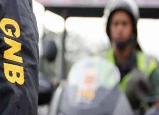 Mérida: GNB retuvo camión con seriales de carrocería devastados en la Victoria