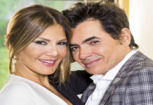 El chamo Gabriel e Ivonne Reyes se casan