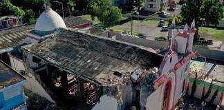 Vuelve sacudirse Puerto Rico con un sismo de magnitud 5.9