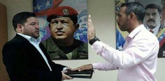 Ratificado Obrain Díaz como director general de la alcaldía de Los Taques