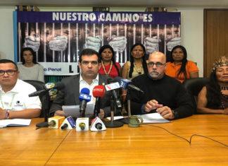 Foro Penal: Gobierno ha instalado una maquinaria de represión contra indígenas de Bolívar
