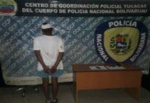 Tucacas: Amenazaba con matar a mujer e hijos, y la PNB lo arrestó