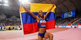 Yulimar Rojas inicia este 1-Feb su calendario de competencias 2020