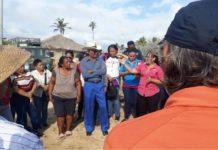 Alcaldesa Vileyvis García reconoció públicamente sobre la venta de una calle en Adícora, aseguran voceros comunales (+Carta)