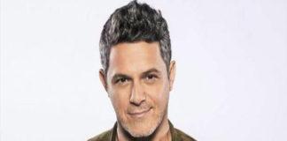 Alejandro Sanz se disfraza de Rey Mago