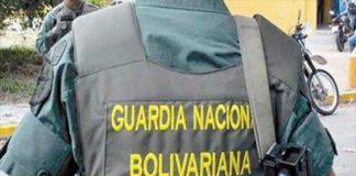 GNB desmanteló banda 'Los Gandolos´dedicada al robo de transporte pesado