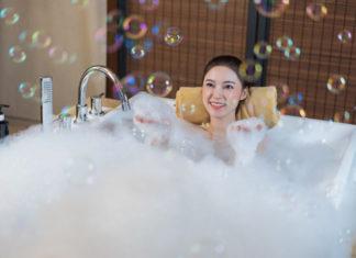 Este 8-Ene Día del baño de burbujas (+Beneficios)