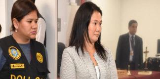 Keiko Fujimori vuelve a prisión preventiva por caso Odebrecht