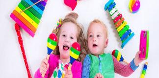 Juguetes ruidosos podrían causar lesiones en el oído de los niños