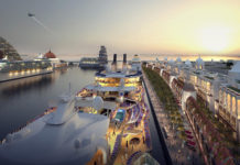 Vean los hoteles flotantes del Mundial Qatar 2022