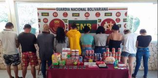 Caso Los Taques: Miembros de red de prostitución quedaron privados de libertad