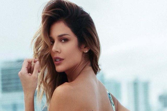 Alyz Henrich sale del Miss Earth Venezuela