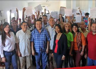 18 organizaciones comunales de Zamora recibieron certificación de registro