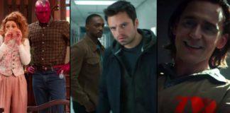 Disney+ muestra un metraje de las series de Marvel