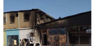 Piden alimentos, ropa y calzado para víctimas de incendio en el sector de 5 de Julio de Coro