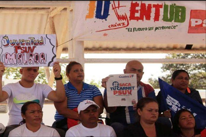 PSUV Mauroa listo para acompañar despliegue de gobierno de Víctor Clark