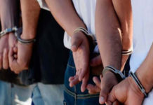 Detienen a tres hombres por actos lascivos en La Vega