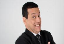 Humorista Emilio Lovera
