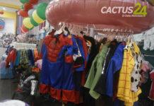 Falta de variedad y tallas bajan las ventas de disfraces en este carnaval 2020 en Punto Fijo