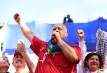 """""""Están listos para defender la Patria"""", dijo Cabello ante cualquier agresión extranjera"""