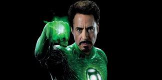 DC quiere a Robert Downey Jr. como el nuevo Linterna Verde
