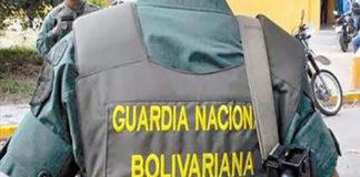 GNB mató a dos compañeros para robarles su armamento en Bolívar