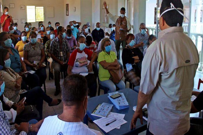 Activada sala situacional preventiva contra el Covid-19 en Zamora