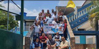 El equipo de Animación Pastoral (E.D.A.P) de la Arquidiócesis de Coro, llevó a cabo un encuentro formativo