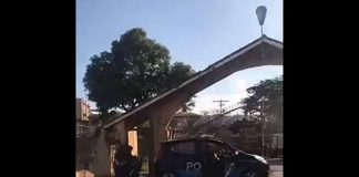 GNB cierra una urbanización de Ocumare del Tuy por COVID-19