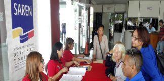 Saren: suspendidas las citas para legalizar documentos