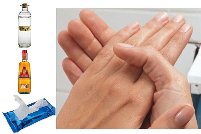 Licor, vinagre y toallas húmedas, inventos de los paraguaneros para combatir el coronavirus