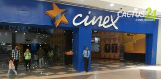 Cinex también cierra sus salas por Cavid-19