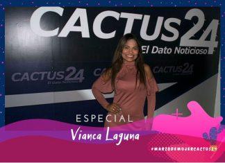 Amor por el baile y las ganas de emprender de Vianca Laguna