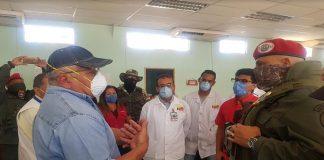 Instalada Sala Situacional en Carirubana ante cuarentena por Coronavirus
