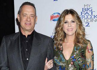 Tom Hanks y Rita Wilson dados de alta recuperados del COVID-19